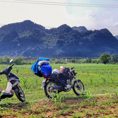 Phong Nha to Hue Motorcycle tour
